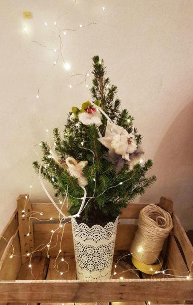 Gipsy Garden Albero di Natale Teatro Verdi Different Details