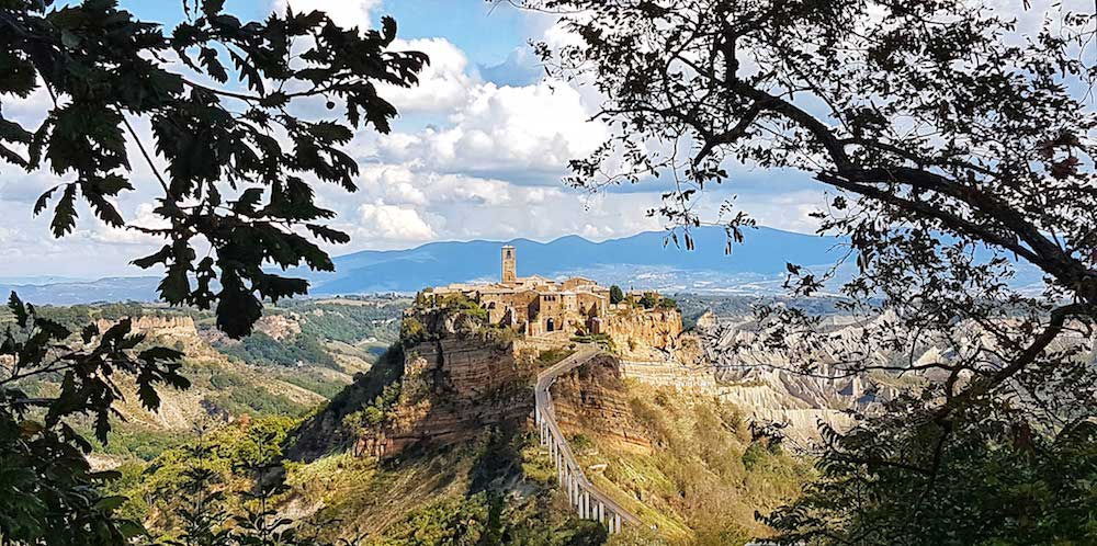 Civita di Bagnoregio, Different Details