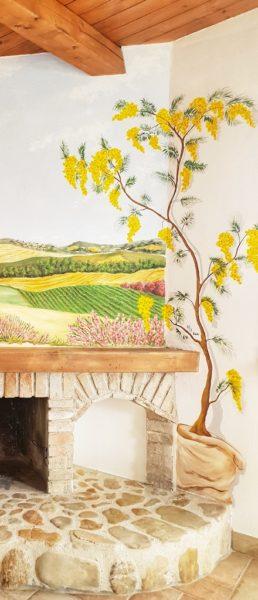 Agriturismo Riccione Suite Mimosa Benessere Natura