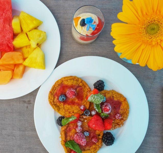 Settimopiano Riccione pancake colazione hotel