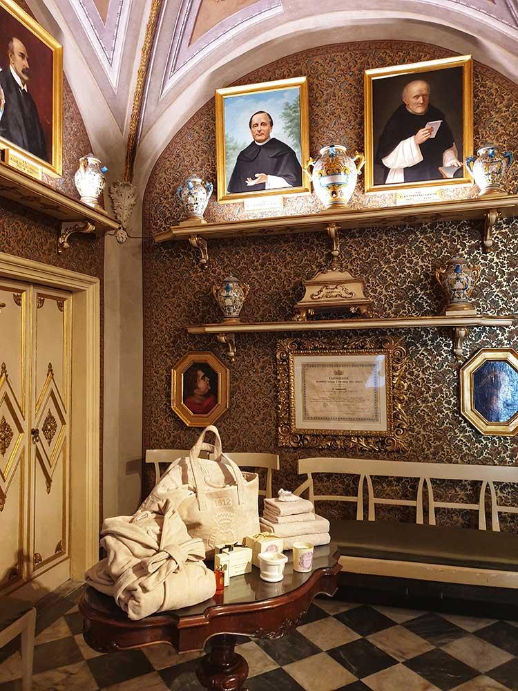 Weekend Firenze Officina Profumeria Santa Maria Novella