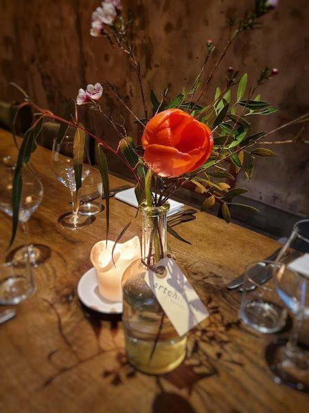 Ristorante fiori artemisia la ménagère Different Details