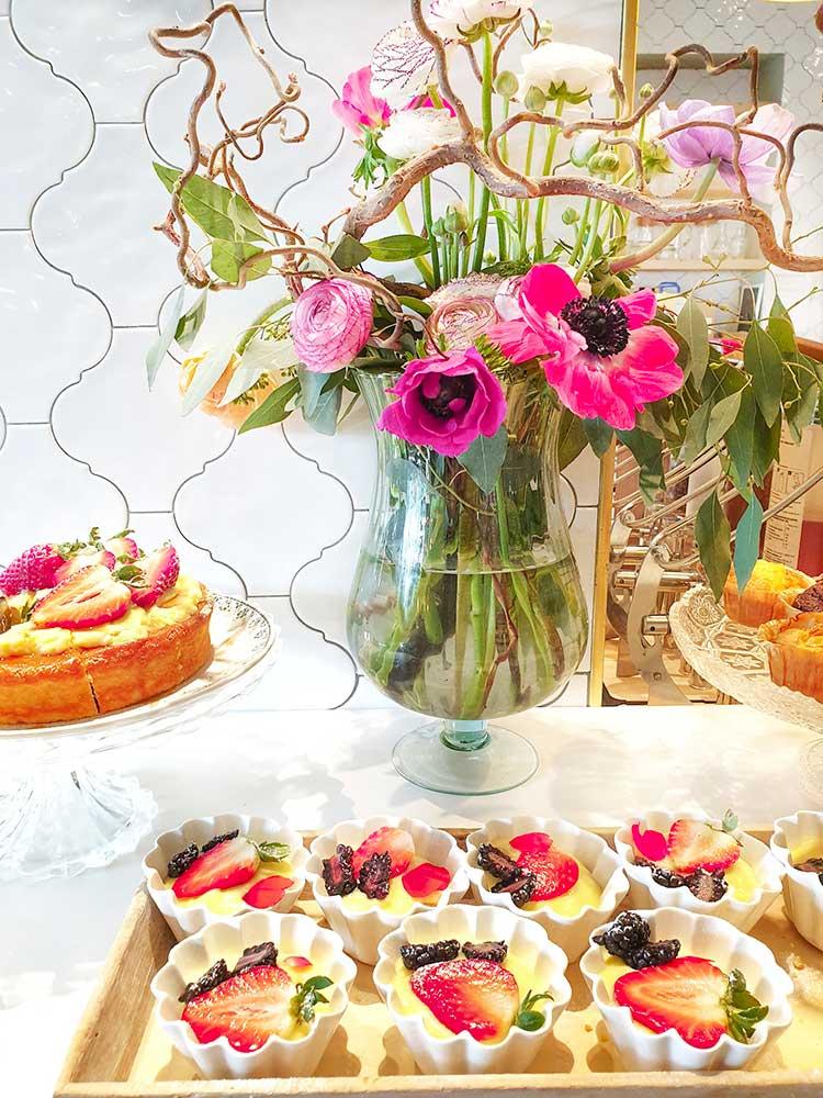 Panenostro colazione rimini fiori Different Details