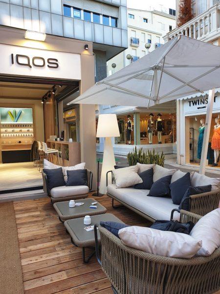VSQ Riccione Lounge Spumanti Different Details