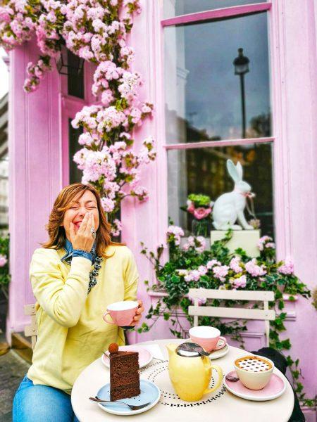 Torta al cioccolato Peggy Porchen Londra