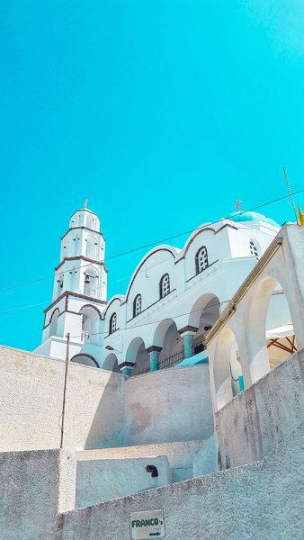 Santorini cosa vedere Pyrgos Kallisti Grecia Roberta Arcangeli
