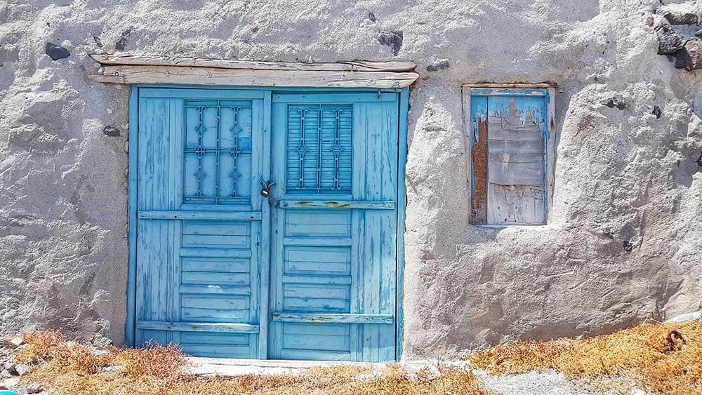 Santorini cosa vedere Thirasia Villaggio pescatori Roberta Arcangeli
