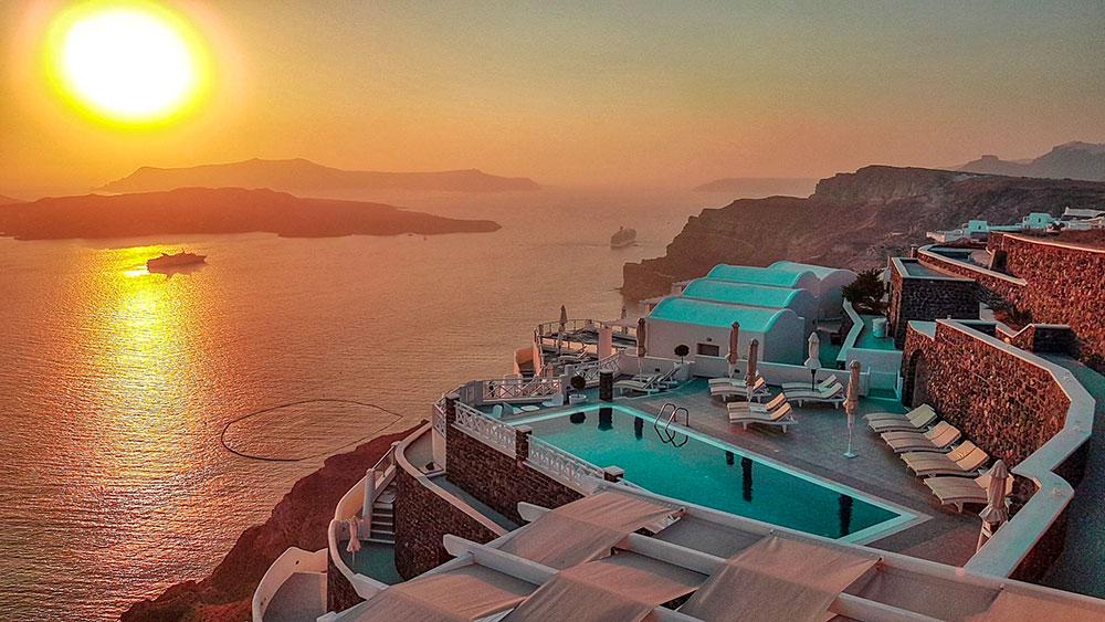 Santorini cosa vedere Hotel Tramonto Roberta Arcangeli