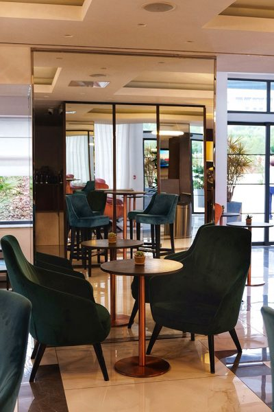 Lobby urban Valley Resort Malta