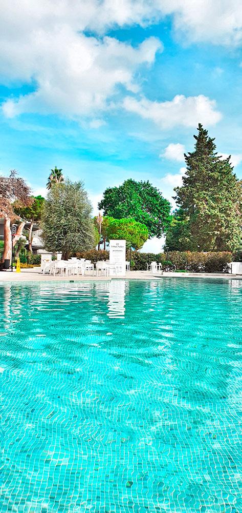 Piscina Urban Valley Resort Malta