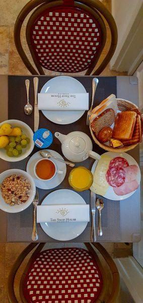 Colazione hotel snop house malta