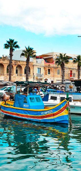 Luzzi, Malta, Pescatori Different Details