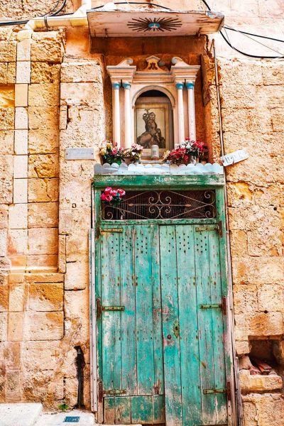 Malta Porte La valletta Different Details