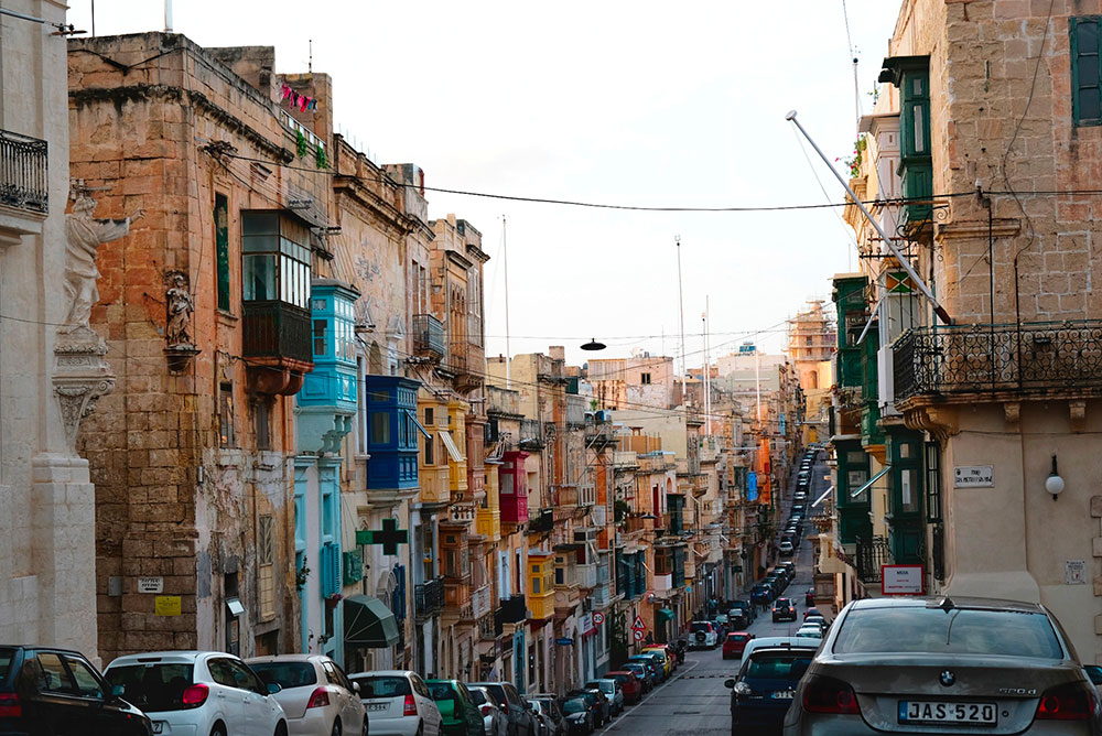 Senglea The Snop House Malta Roberta Arcangeli