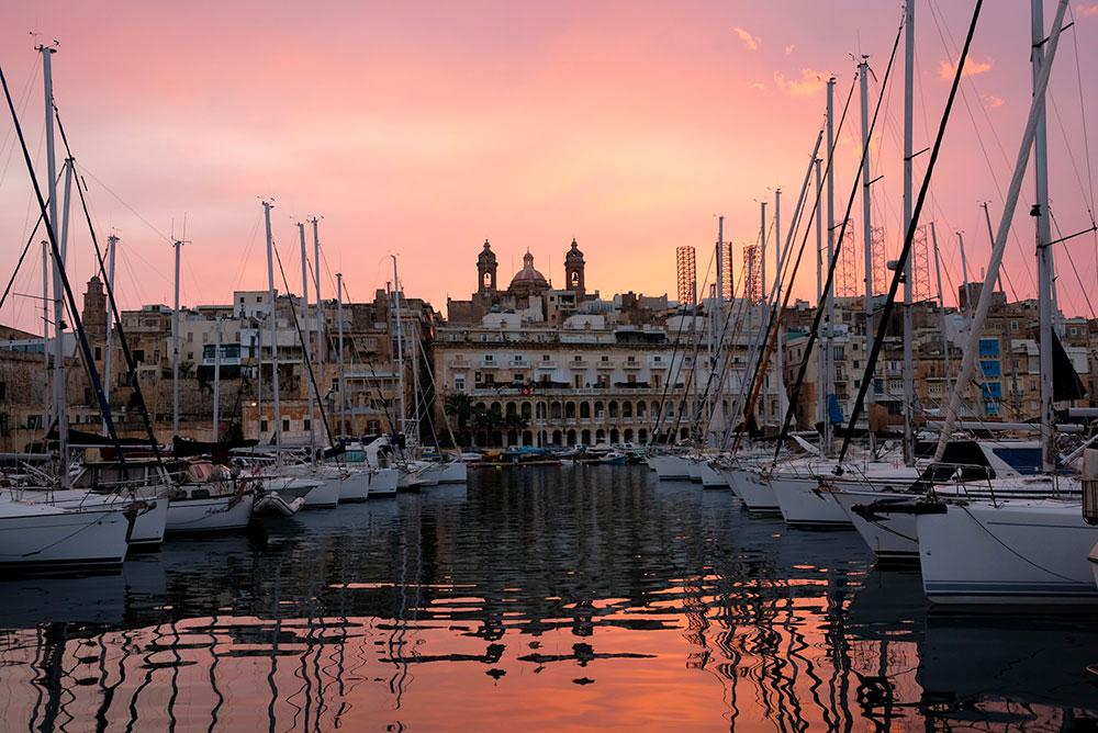 Dormire a Malta Senglea different details
