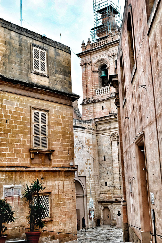 Birgu Malta Different Details