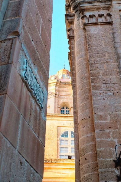 Mdina Cattedrale San Paolo Different Details