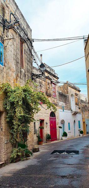 Naxxar Malta in autunno Roberta Arcangeli