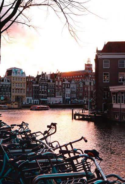Amsterdam 1 giorno Tramonto Roberta Arcangeli