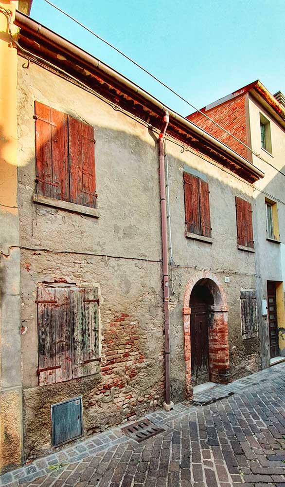 Borgo Pescatori Rimini Roberta Arcangeli