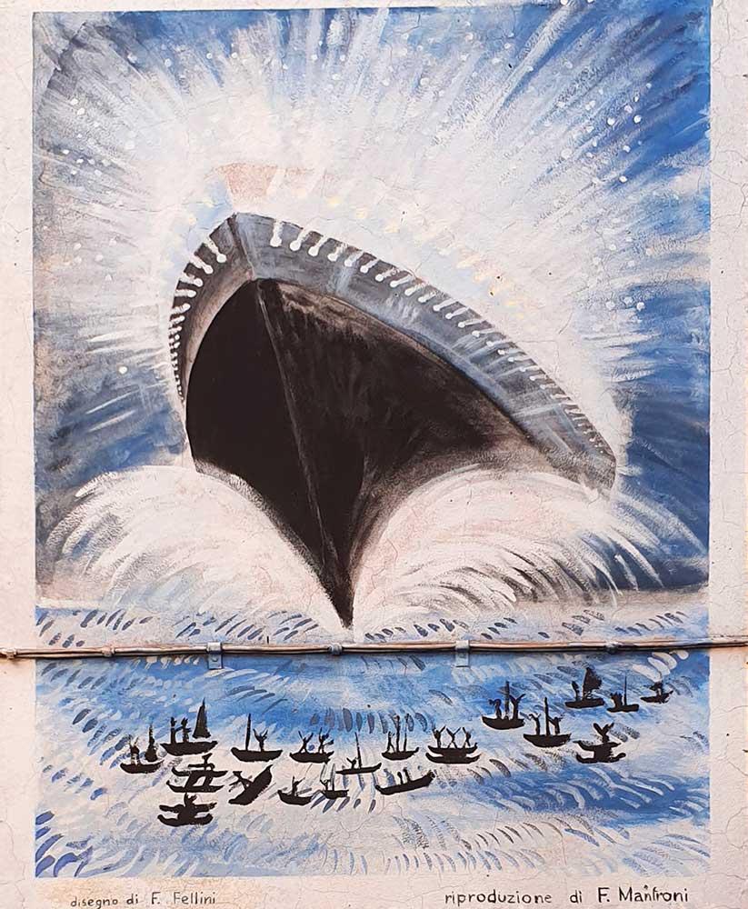 e la nave va Fellini Borso San Giuliano