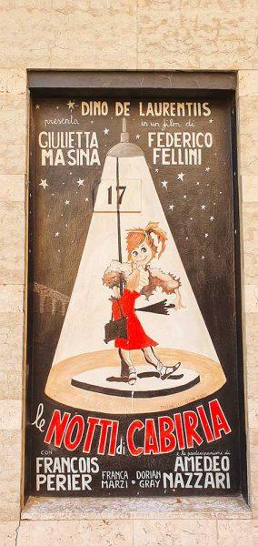 Giulietta Masina Borgo San Giuliano Rimini