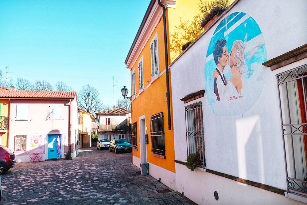Come arrivare Borgo San Giuliano Different Details