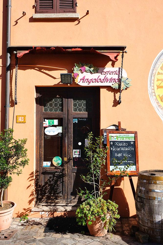 Ristorante vegetariano Rimini Roberta Arcangeli
