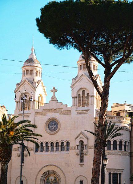 Chiesa Quartiere Prati Roma Different Details
