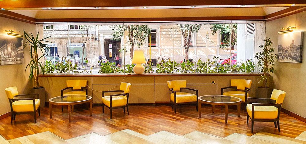 IH hotel Roma Cicerone Dove Dormire a Roma