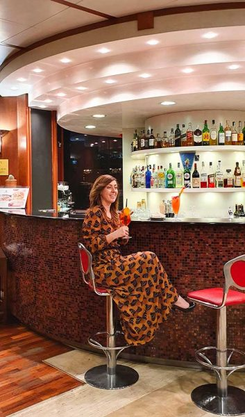 Roberta Arcangeli Lounge Bar Roma