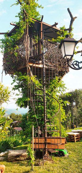 La casa sull'albero Bucolica Tenuta Saiano Different Details