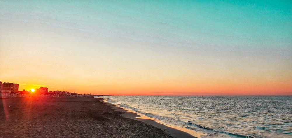 Spiaggia Riccione Fase2