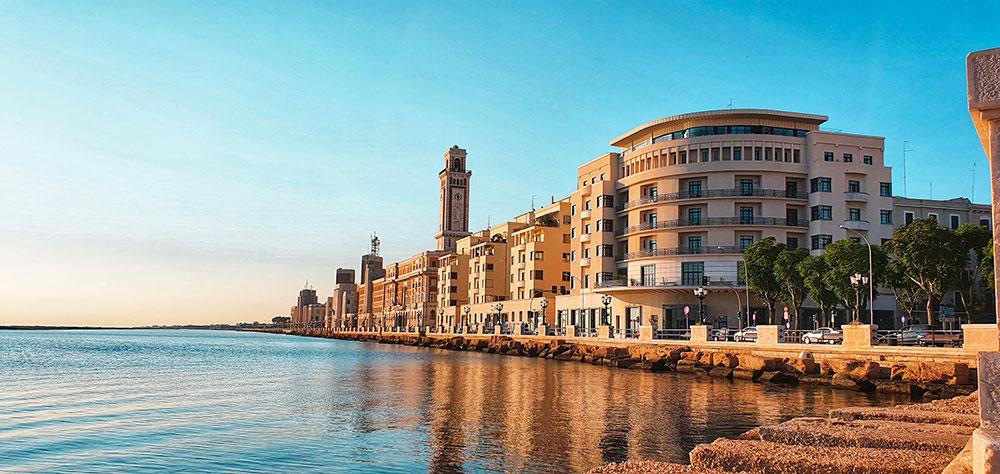 Dormire a Bari iH Hotel Grande Albergo delle Nazioni