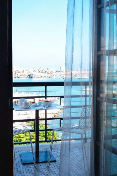 Panorama sul mare Colazione