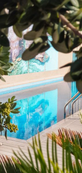 Piscina Hotel Bari Lungomare