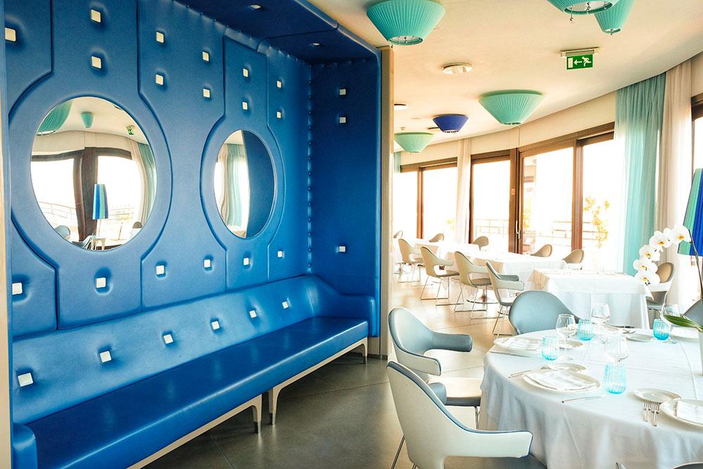 sala ristorante colazione bari