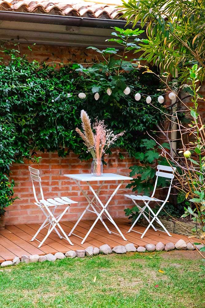Dettagli giardino Interno Verde 63
