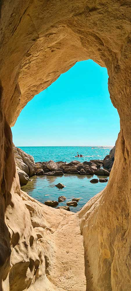 Grotta Naturale Urbani Cosa fare Sirolo Roberta Arcangeli