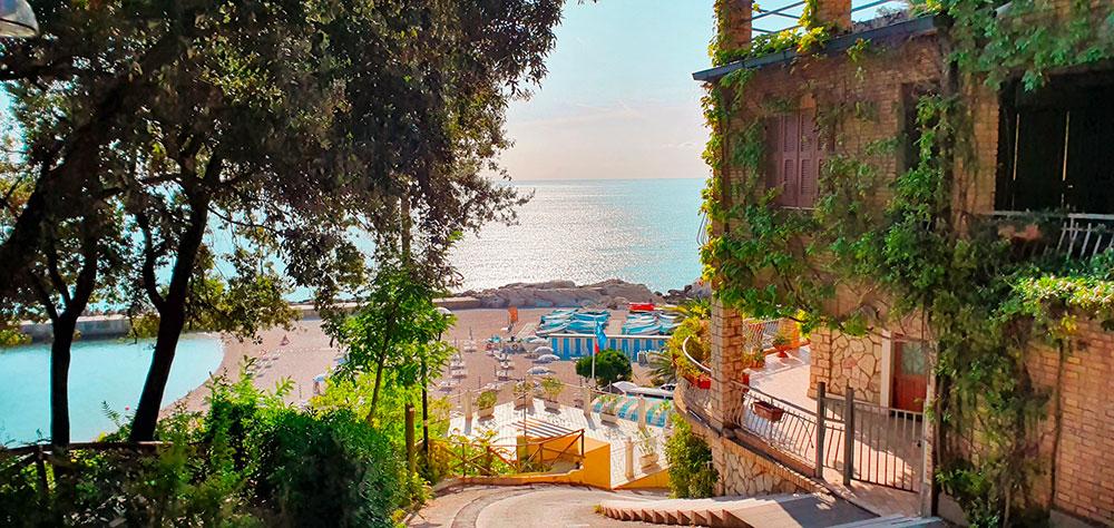Sirolo Spiaggia Urbani Different Details