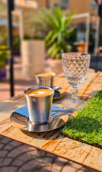 Cappuccino brunch a Riccione Roberta Arcangeli