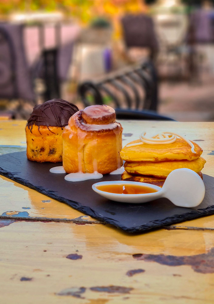 muffin pancakes brunch riccione Roberta Arcangeli