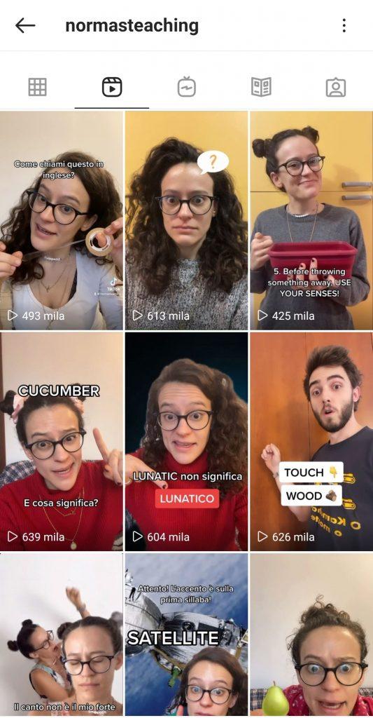 Instagram Reels Come aumentare le visualizzazioni Roberta Arcangeli