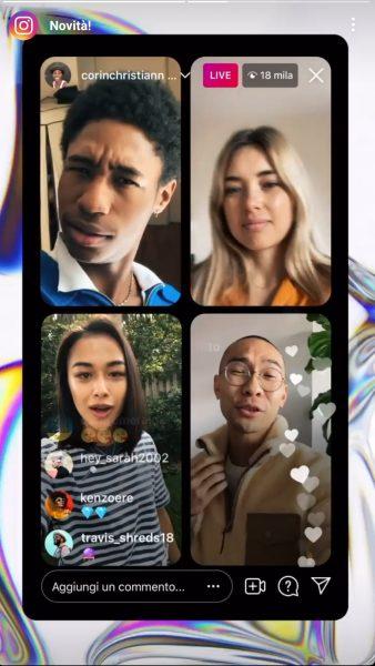 Instagram Come funzionano le dirette in 4 Different Details