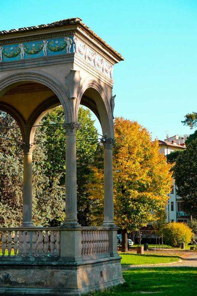 Giardino dell'Orticultura Rirenze Arte e giardini