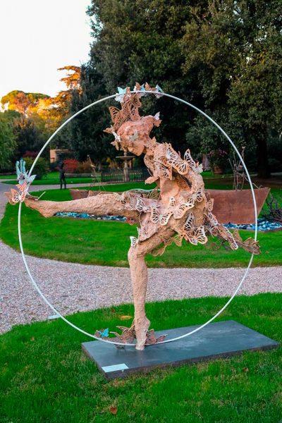 Opere d'arte giardini Roberta Arcangeli