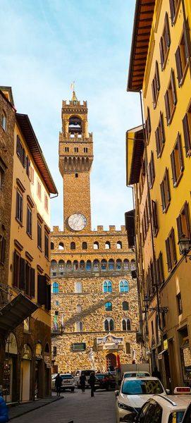 Piazza della Signoria Arte Firenze Different Details