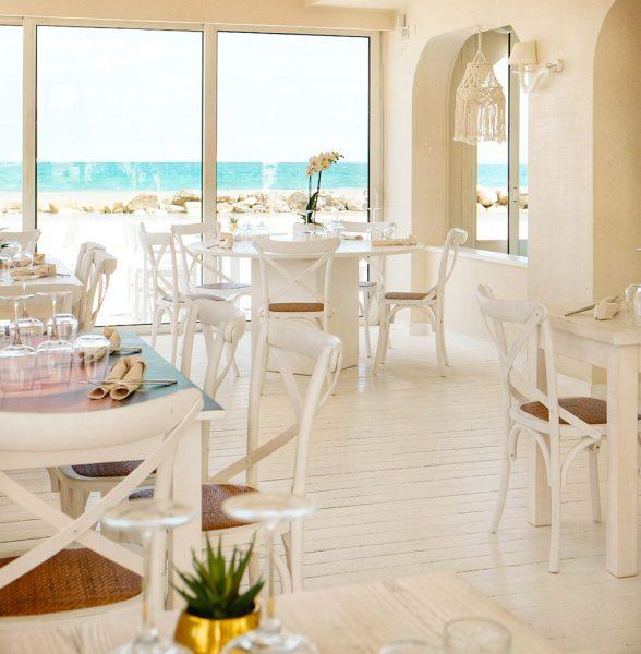 Interni Riviera Mare Bistrot Roberta Arcangeli